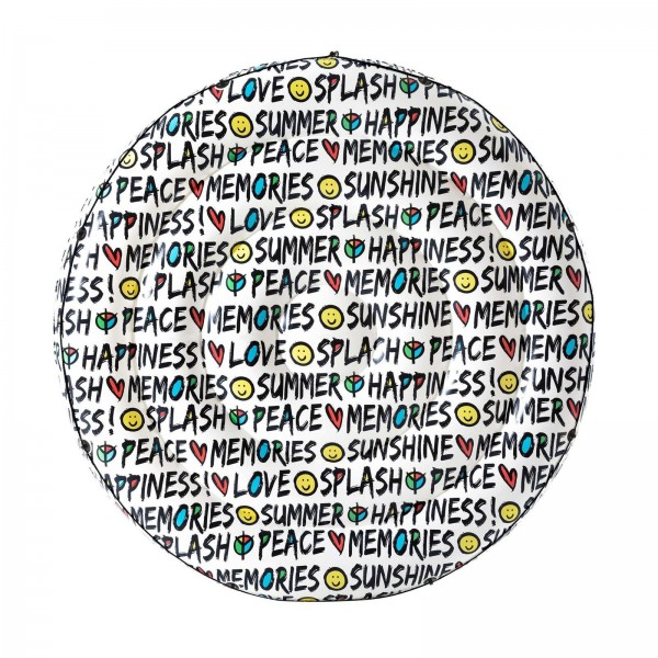 "Bestway® Badeinsel ""Summer Quotes"" 188 cm"