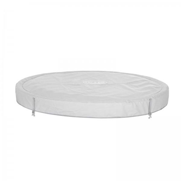 Bestway® Ersatzteil Kunstleder-Abdeckung in Weiß für LAY-Z-SPA® Vancouver AirJet Plus™ 155 x 60 cm