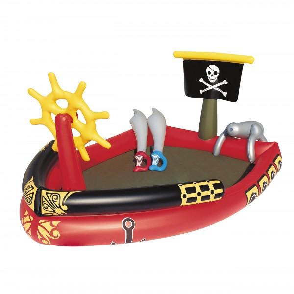 """Bestway® Wasserspielcenter """"Piratenschiff"""" 190 x 140 x 96 cm"""