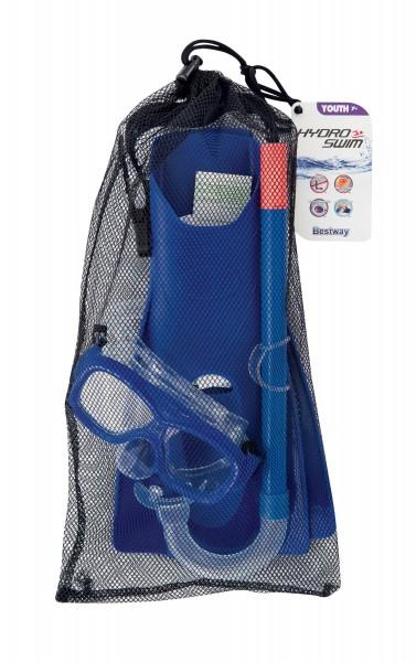 """Hydro-Swim™ Tauch-Set für Kinder """"Freestyle"""", Größe: 37-41"""