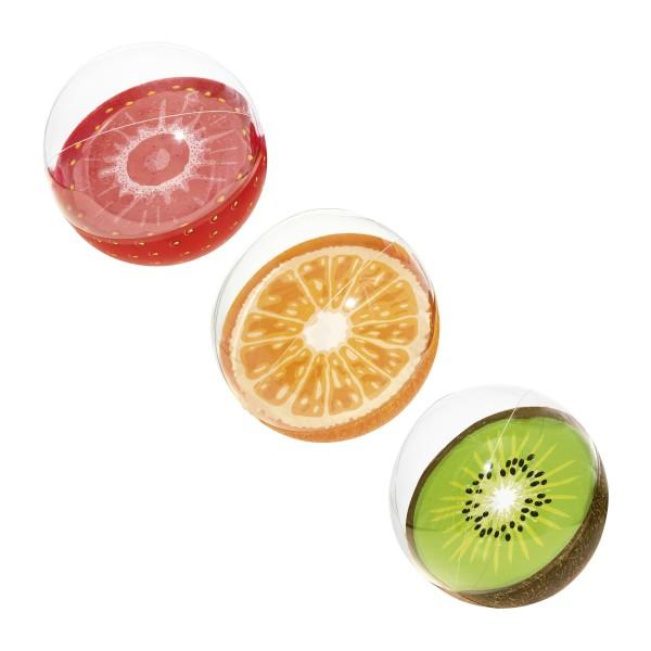 Bestway® Wasserball, Sommerfrucht, 46 cm, sortiert