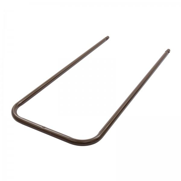 Bestway® Ersatzteil U-Träger Poolstange (grau) für Power Steel™ Pool 549 x 274 x 122 cm, Rattan-Opt