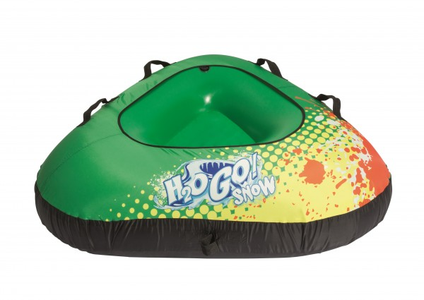 """H2OGO!™ SNOW Rodelreifen mit Textilüberzug """"Schneerausch"""" 142 cm"""
