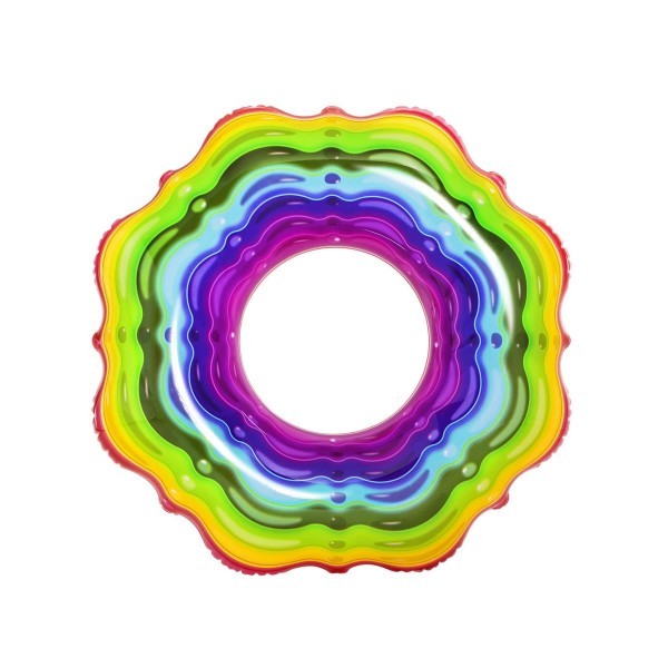 Bestway® Schwimmring, Rainbow Ribbon, 115 cm
