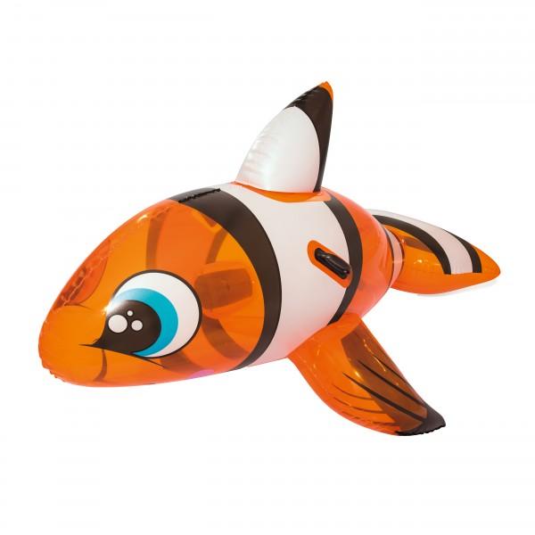 """Bestway® Schwimmtier """"Clownfisch"""" ab 3 Jahren 157 x 94 cm"""