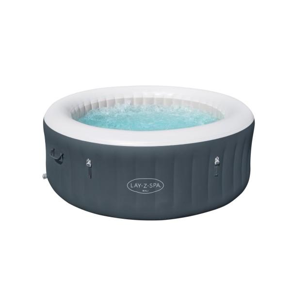 Bestway® Ersatzteil Poolfolie/Liner in kühlem Schwarz für LAY-Z-SPA® Bali AirJet™ 180 x 66 cm (2021)