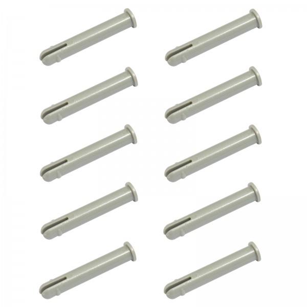 Bestway® Ersatzteil 10er Set Sicherungsbolzen für Steel Pro MAX™ Pool 396 x 107 cm, Rattan-Optik (Ec