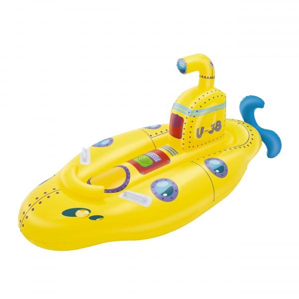 """Bestway® Schwimmfigur """"Yellow Submarine"""" ab 3 Jahren 165 x 86 cm"""